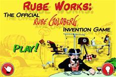 """Unity Games veröffentlicht lizensiertes Rube Goldberg Puzzlespiel """"Rube Works"""" für mobile Plattformen"""