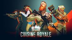 Update for brutal online shooter Cuisine Royale launches on PC, Xbox One and PlayStation 4
