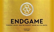 US-Bestsellerautor James Frey stellt ENDGAME in Deutschland vor Buchpräsentationen in Hamburg, Köln und Dortmund