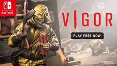 Vigor Is Now Free-To-Play on Nintendo Switch
