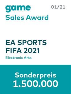 Von Fußballgöttern bis auf den Olymp: Die game Sales Awards im Januar