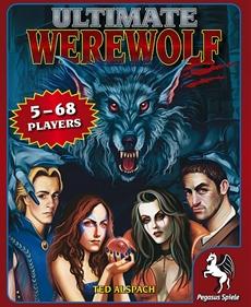 Vorsicht im Mondschein: Werwölfe Artefakte & Ultimate Werwolf erhältlich