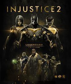 Warner Bros. Interactive Entertainment kündigt Injustice 2 - Legendary Edition an