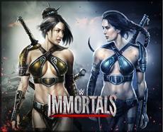 Warner Bros. Interactive Entertainment und WWE veröffentlichen WWE Immortals