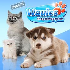 Wauies - The Pet Shop Game in der Open Beta