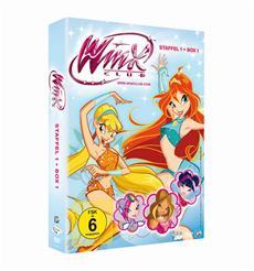 Winx Club Staffel 1 Box 1
