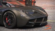 World of Speed - Neue Bilder des Pagani Huayra