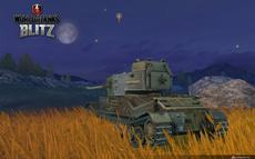 World of Tanks Blitz Halloween Special 'Tankenstein'