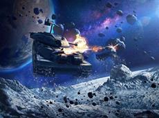 World of Tanks: Blitz vergibt Grundstücke auf dem Mond!