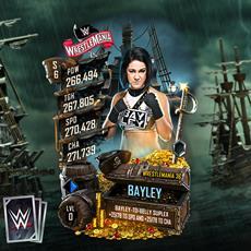 WrestleMania 36-Stufe für WWE SuperCard erschienen