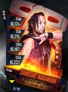WWE SuperCard - Season 4: Fusion Fury & Valentinstag