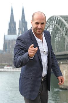 WWE-Superstar Antonio Cesaro<sup>&reg;</sup> kommt zur Gamescom