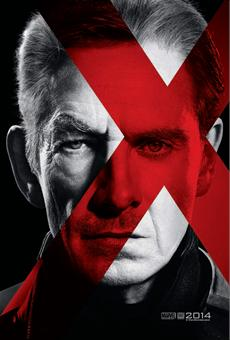 Feature | Character Poster zu X-MEN: DAYS OF FUTURE PAST