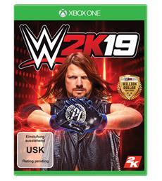 Bei der WWE<sup>&reg;</sup> 2K19 Million Dollar-Herausforderung stehen im Rahmen der WrestleMania<sup>&reg;</sup>-Woche eine Million Dollar auf dem Spiel